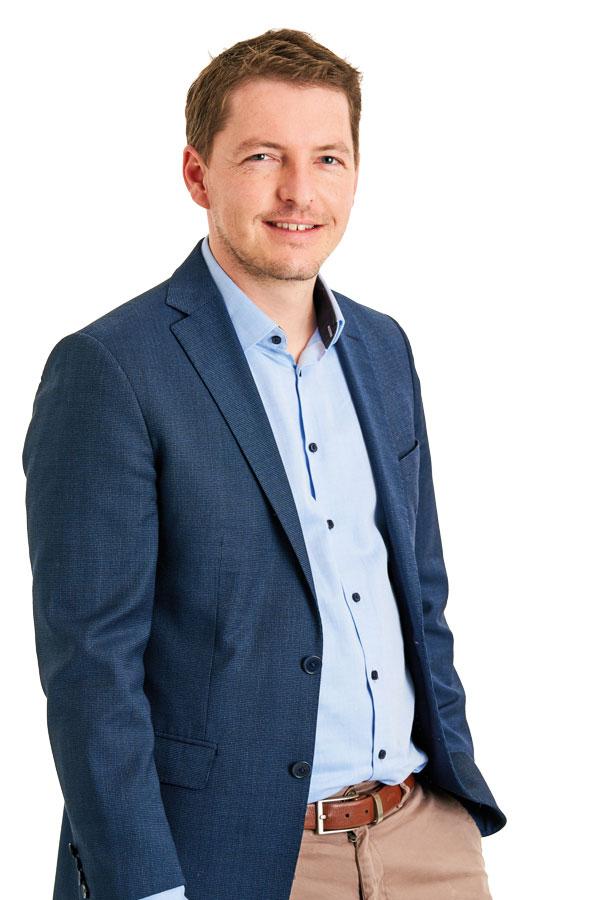 Geschäftsführer Herr Heyland