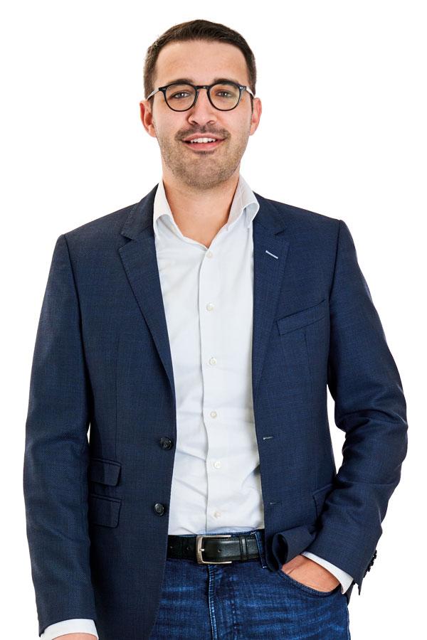 Geschäftsführer Johannes-Pinzel